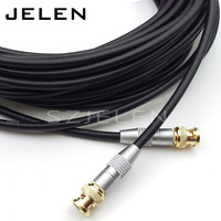 BNC TO BNC Camera Video Extension Cable SDI Pigtail Camera RF Coaxial Cable Cable Length 20M