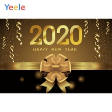 Yeele 2020 New Year Family Party Photocall Decor Photography Backdrops Personalized Photographic Backgrounds For Photo Studio недорого