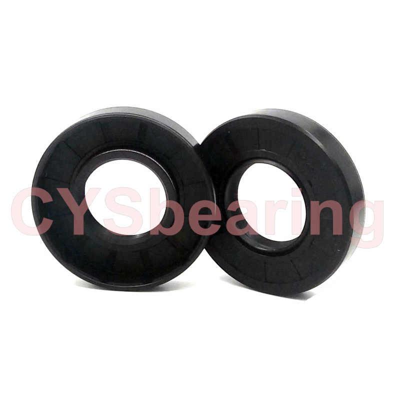 2 pc TC Oil Seal Preto Nitrilo Junta de Vedação Do Eixo Radial de Aço Anel Escombros 11x21x7 11x22x7 11x20x7 11x25x7 30x26x4x6 12x19x5mm