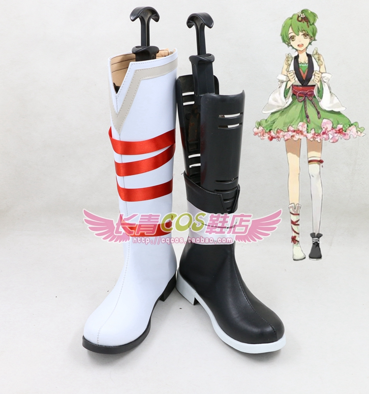 Tsukiuta The Animation Cosplay Shoes Boots Custom Made 5915