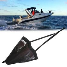 Mounchain 18 ' /32 '/42 '/53 'Drogue Sea Anchor float Marine Kayak Drift 15-30ft Trolling Drift Sock Brake Fishing Boat Yacht