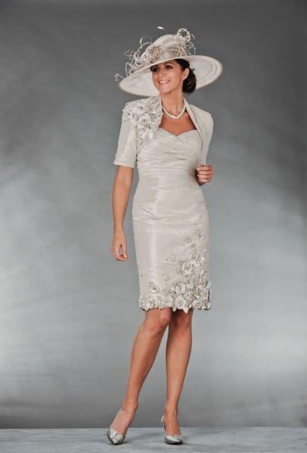 Tea Length Formal Dresses for Weddings