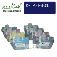 KLDINK Any 8pcs of PFI 301 PFI 301 Ink Tank compatible with imagePROGRAF ipf8100 ipf8000s ipf8100 ipf8000s ipf9000 ipf8000
