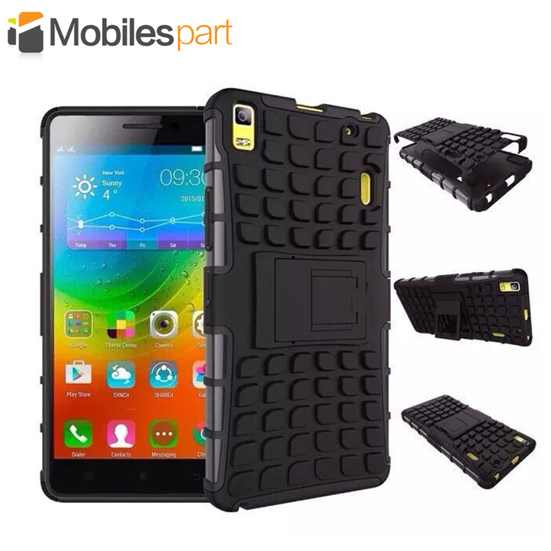 Lenovo K3 Note Case High Quality with holder Protective TPU+Hard Case for Lenovo K3 Note K50-T5 A7000 Smartphone Free Shipping