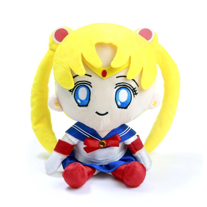 Sailor Moon 20th Anniversary Sailor Moon Plush Toy