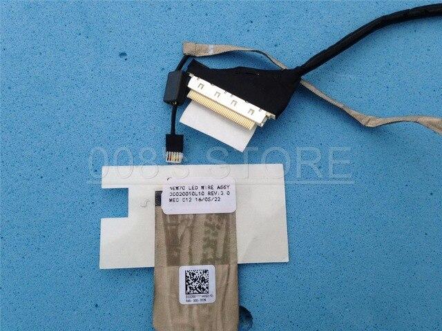 Nuovo Schermo LED LVDS Cavo Per ACER Aspire 5253 5336 5742 5742g 5551g 5733 5735 5250 5252 5755 5741 5552 5251 Flex DC020010L10