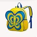 Butterfly Waterproof Children School Bags High Quality kids backpacks kindergarten school bag pink backpack princess gift bags