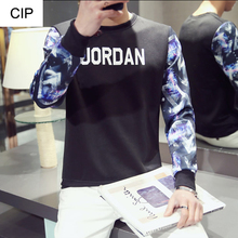 Hip Hop Jordan Hoodie Men Sweatshirt Spring 2016 New Arrival Sportswear Pullover Men s Long Sleeved