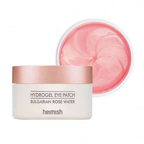 HEIMISH Bulgarian Rose Hydrogel Eye Patch 60ea Renewal