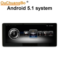 Ouchangbo Car Radio Media For Benz GLK Class X204 350 2013 2015 With Gps 1080P Video