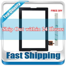 New For Lenovo Tab A10-70 A7600 A7600-F A7600-H B0474 Replacement Touch Screen Digitizer Glass 10.1-inch Black