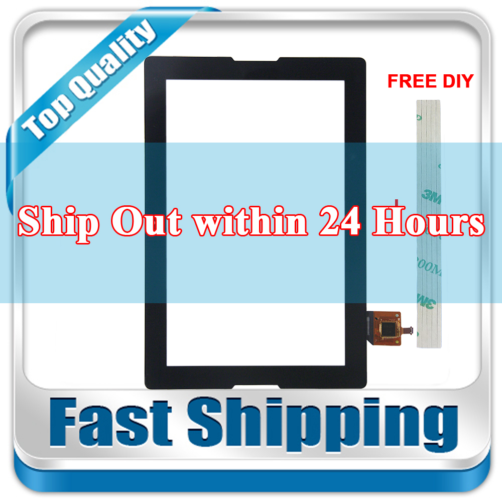 Nuevo para Lenovo Tab A10-70 A7600 A7600-F A7600-H B0474 digitalizador de pantalla táctil de cristal 10,1-pulgadas negro