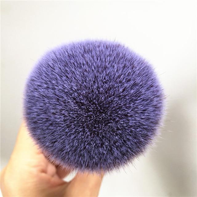 Heavenly Luxe Airbrush Powder & Bronzer #1 - Large Fluffy Face Powder Bronzer Brush - Beauty Makeup Brushes Blender 4