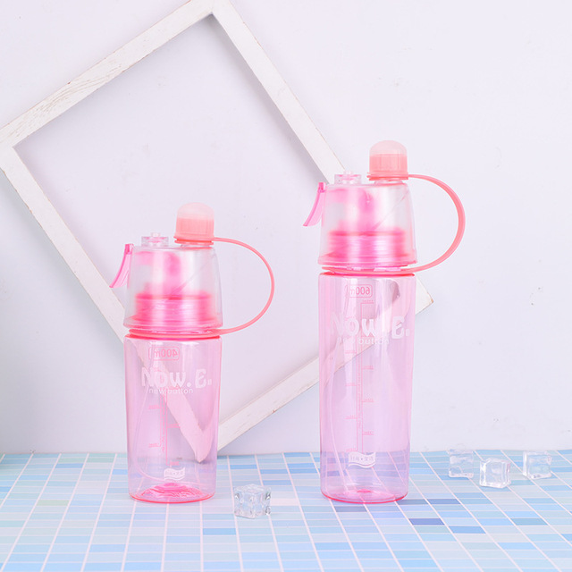 Spray Sport Water Bottle