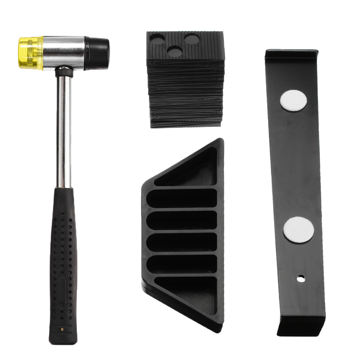 Wood DIY Home Laminate Installation Kit Set Top Quality Wooden Floor Fitting Tool with Mallet Spacers For Hand Tool Set