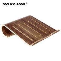 Voxlink Универсальный деревянный охлаждающая подставка для ноутбука стенд древесины охладитель держатель Кронштейн Док-станция для iPad/MacBook Air ...