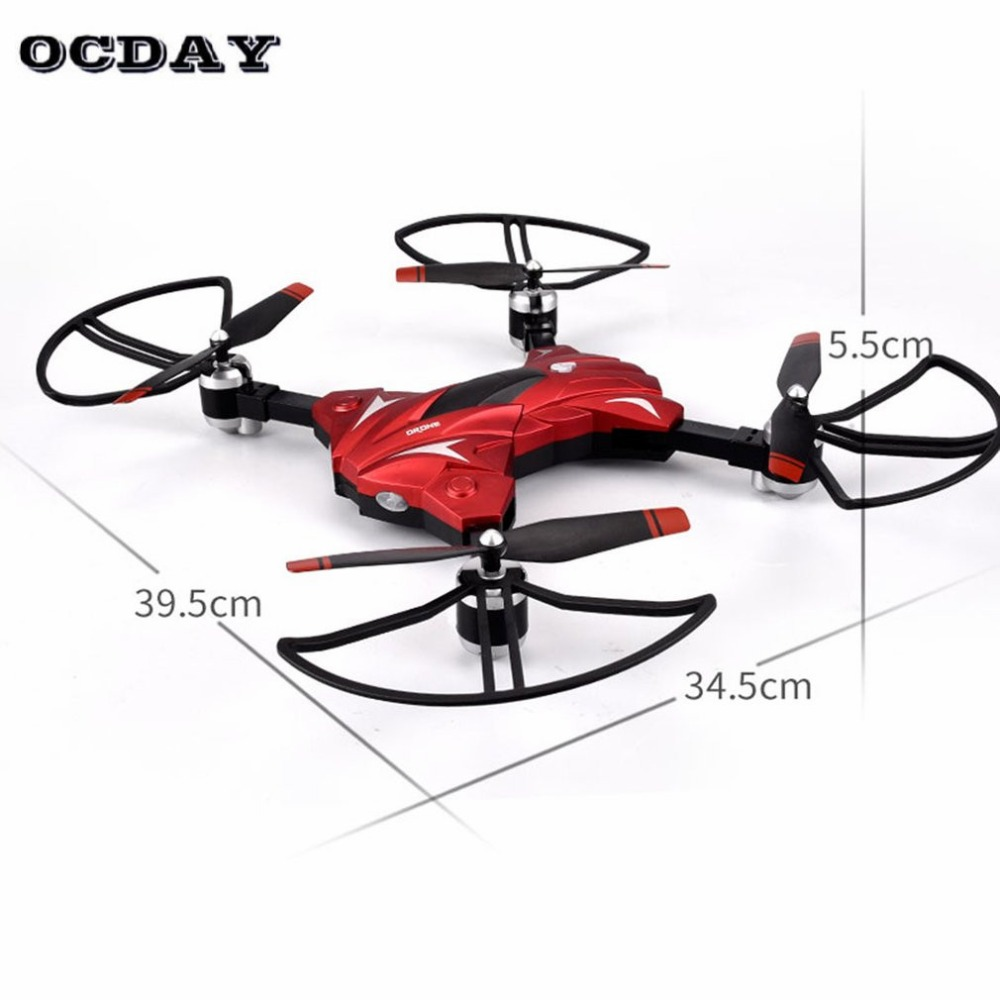 S13 4 Channel 6 Axes Long Endurance Remote Control Quadcopter Drone UAV Positioning System Fight Aircraft fz(China)