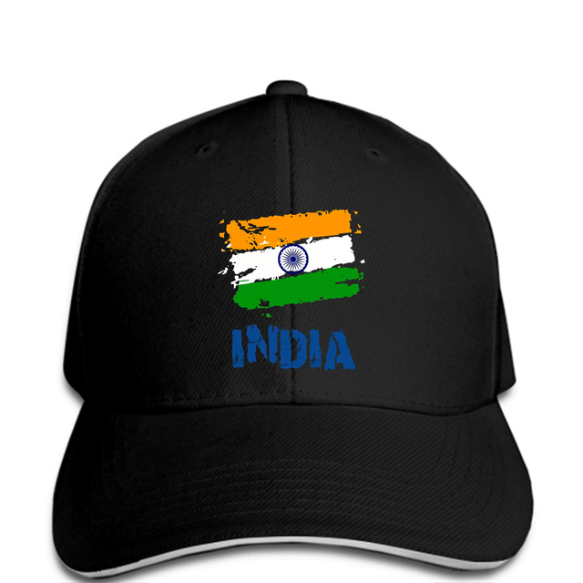30a4d4ceee0 Men Baseball cap India Flag fashion funny Hat novelty tsnapback women