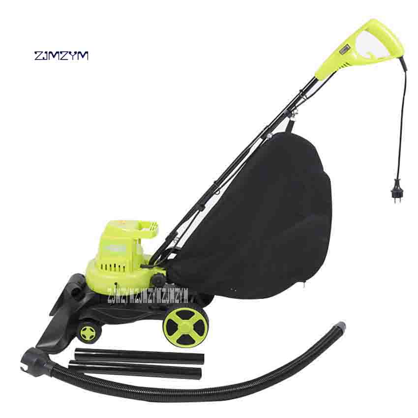 ZJMZYM 3 in 1 D5881/VB-RTK-500 Electric Leaf Suction Machine Four-wheeled Handheld 1600W Powerful Leaf Blower & Vacuum 220v/50Hz xuankun atv electric three wheeled four wheeled vehicle front suspension steering brake system rocker assembly