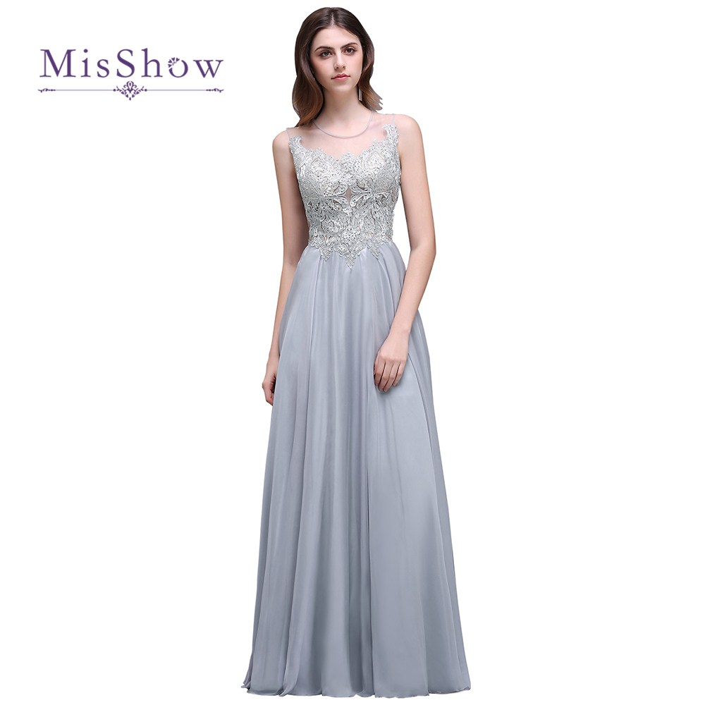 Compare Prices on Silver Prom Dresses- Online Shopping/Buy Low ...