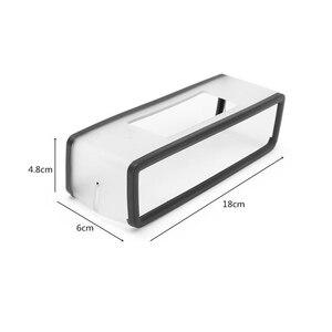 Image 4 - Nieuwe Carry Travel Case voor Bose Soundlink Mini/Mini 2 Draadloze Bluetooth Speaker EVA Storage Case Draagbare Beschermhoes doos