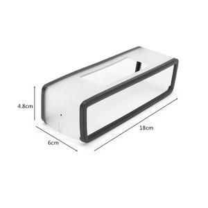 Image 4 - Nova Viagem Carry Case para Bose Soundlink Mini/Mini 2 Caixa De Armazenamento Portátil Sem Fio Bluetooth Speaker EVA Capa Protetora caixa