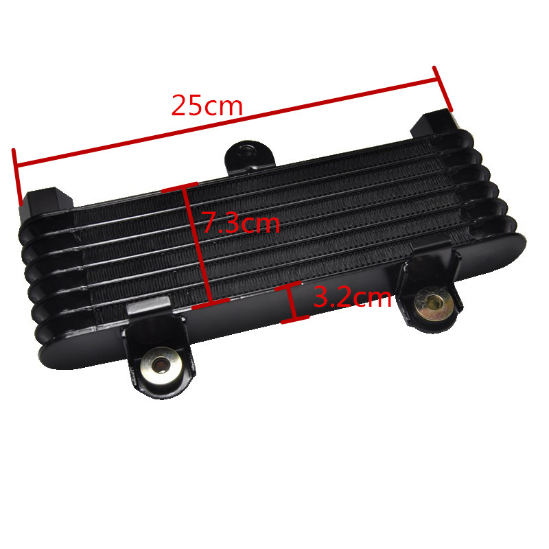 Motorcycle Aluminium Oil Cooler Radiator Cooling For TL1000S 1997 1998 1999 2000 2001 TL1000 S 97 98 99 00 01 цена 2017