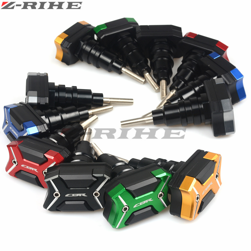 For Honda CBR600 2003-2006 Motorcycle Body Frame Sliders Crash Pads Falling Protector Frame Slider Anti Crash Caps Protection