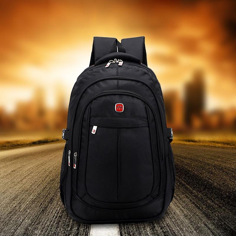 Men s Waterproof Backpack Shoulder Bag Business Computer Bag Large Travel Bag