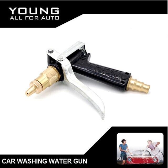 2015 бытовой воды под высоким давлением пистолет машина авто стиральная машина медный форсунка пистолет автомобильные моющие средства