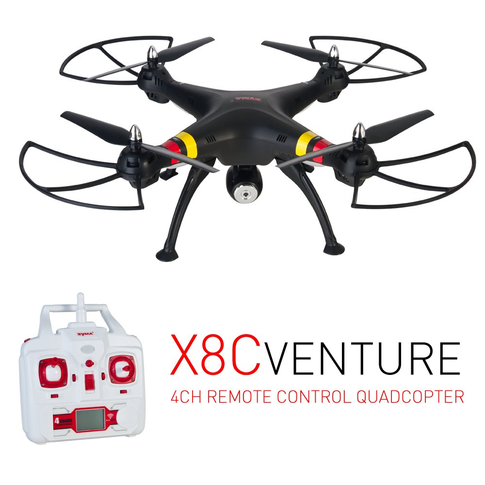 Syma X8C RC Drone Headless Mode 2.0MP HD Camera Quadcopter with Camera Wifi RTF 2.4G 6 Axis 4CH Rc Helicopter Kids Toys syma x5sw 4ch 2 4ghz 6 axis rc quadcopter with hd camera hovering headless mode rc drone 1200mah battery prop 4pcs motor 2pcs