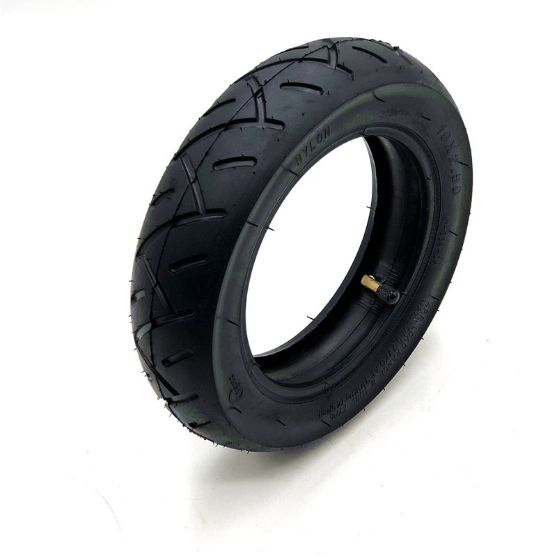 10x2.50 10x2.0 10x2.125 10x3.0 scooter elétrico balanceamento hoverboard auto equilíbrio inteligente pneu diâmetro exterior 10 polegada pneu e tubo