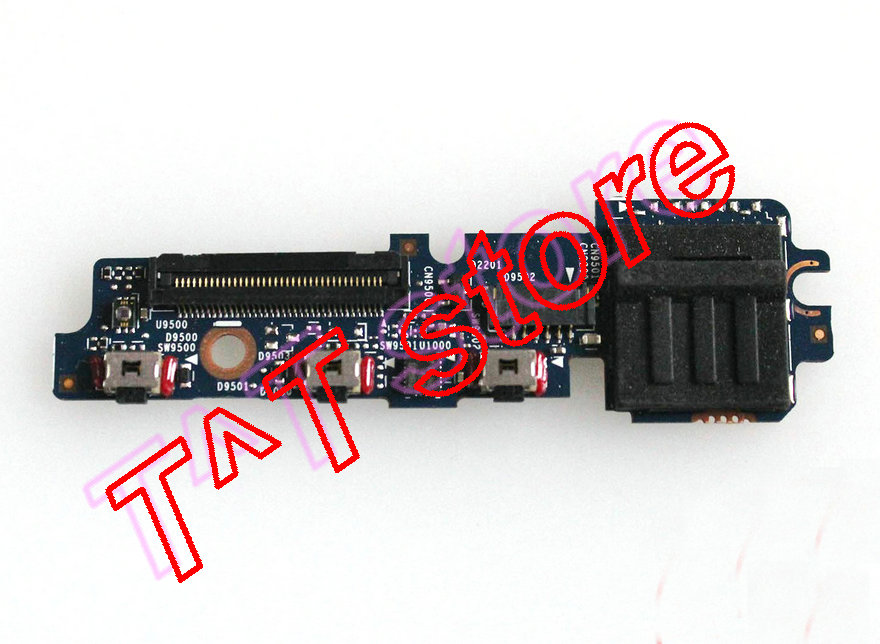 купить free shipping original FOR HP Elite X2 1012 G1 power botton board 6050A2749001 test good по цене 3263.88 рублей
