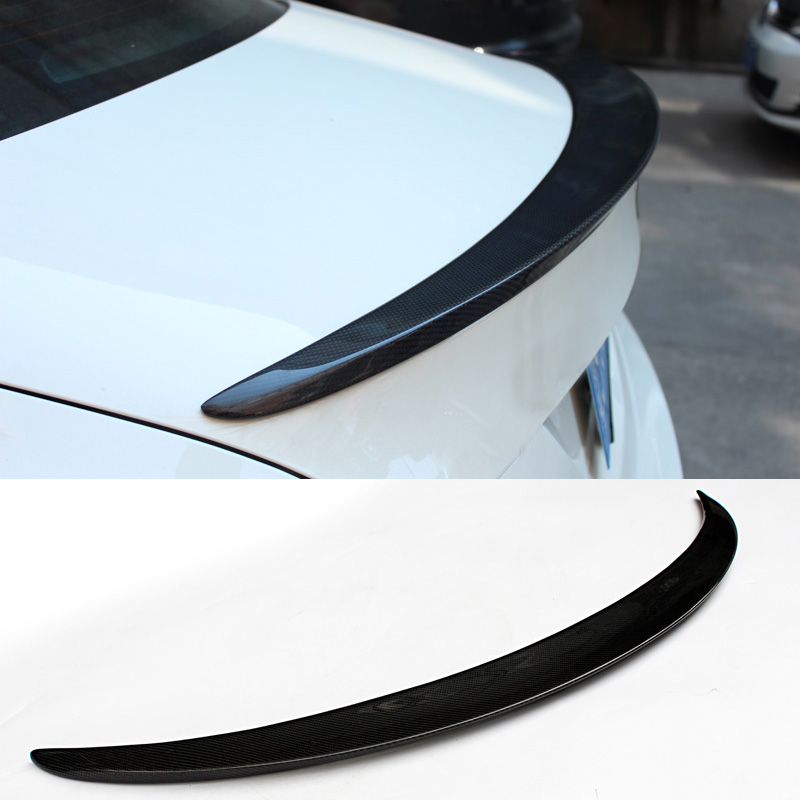 A Style Carbon fiber Trunks Boot Spoiler Fit For Benz CLA-Class W117 A Style Carbon fiber Trunks Boot Spoiler Fit For Benz CLA-Class W117