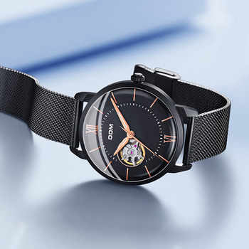 DOM Men Watch 2019 New Casual Fashion Mechanical Watch Luxury Watches Men Top Brand Montre Homme Clock Men Automatic Wrist Watch