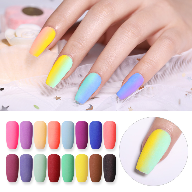 NICOLE DIARY Dipping Nail Powder System Set Nail Dipping Acrylic Powder Base Top Gel Coat Activator Brush Saver Without Lamp in Nail Glitter from Beauty Health