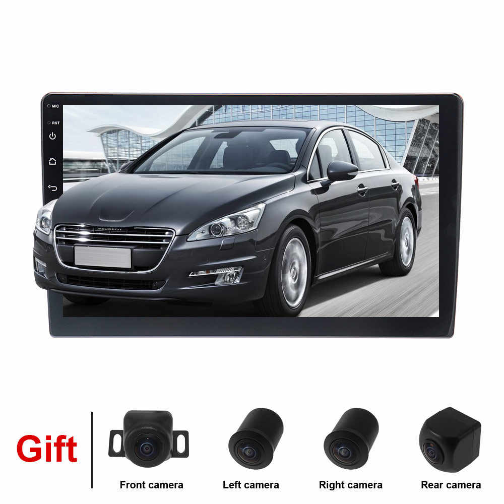 "Aotsr 9""Android 8.1 Octa Core 2 Din Universal Double car Radio Stereo GPS Headunit Audio free 360 camera for Jetta Bora LaVida"