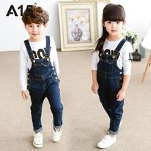 Jeans for girls A15 Brand Children