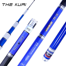 THEKUAI Ultra-Light Carp Fishing Rods Competition Carbon Rod 28 Tonality Universal Waters 2.5kg Weight