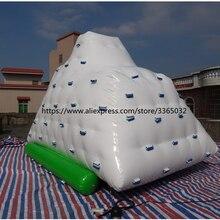 맞춤식 빙산 등반 풍선 워터 게임, 성인 풍선 부동 빙산