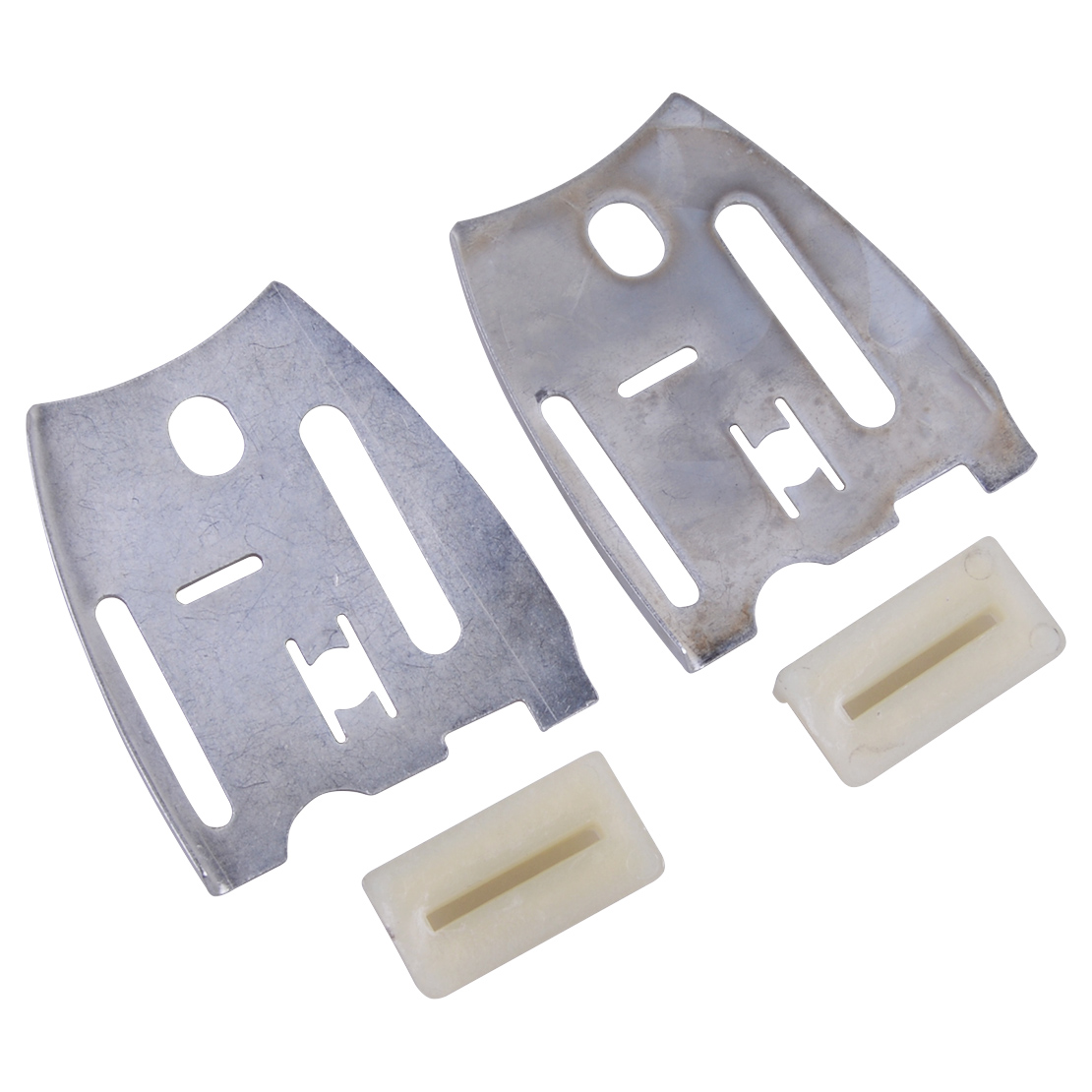 LETAOSK New Guide Bar Plate & Bumper Strip Kit Fit For HUSQVARNA 61 66 181 266 268 272 281 288 XP Chainsaw Parts