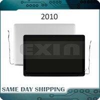 Новый 661 5215 661 5483 для Macbook Pro 15 A1286 полный ЖК дисплей Экран Дисплей Ассамблея Середина 2010 MC371 MC372 MC373 EMC 2353