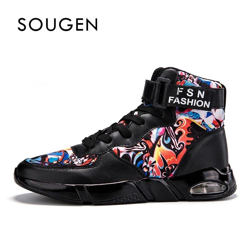 Chaussures en toile de Style chinois baskets Tenis Masculino Adulto Chaussure Homme Krasovki hommes baskets hommes coq plate-forme d'été
