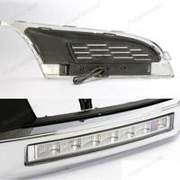 2 PCS Car Styling Fog Lamp Turn Signal Style Relay 12V LED Car DRL Daytime Running