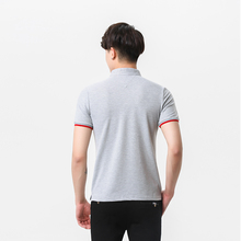 MarKyi plus size 5xl Short Sleeve Mens Polo Shirts Brand Good Quality Slim Fit Mens Polo Merken