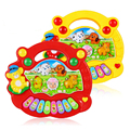 Brand New Noise Maker Baby Early Educational Toys Baby Colors Animals Music Musical Developmental Learning Toy