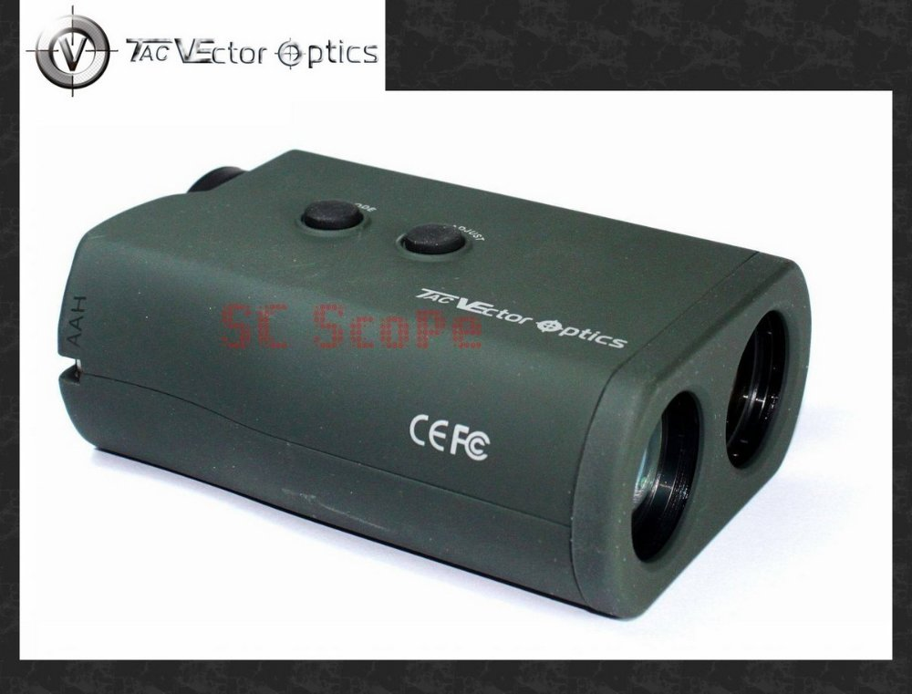 Vector Optics 8x30 Laser Rangefinder Monocular Scope SCAN 1200M  w/ Rain, REFL , >150 Mode Range Finder Distance Measuring d1370 laser printer monochrome laser print copy scan fax send lega
