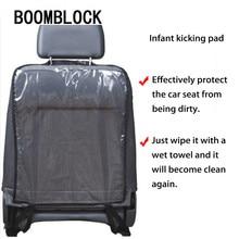 PVC Car Seat Back Protector Cover Anti Kick Mat For BMW E36 E46 E90 E39 E30 F30 F10 F20 X5 E53 E70 E87 E34 E92 M Accessories
