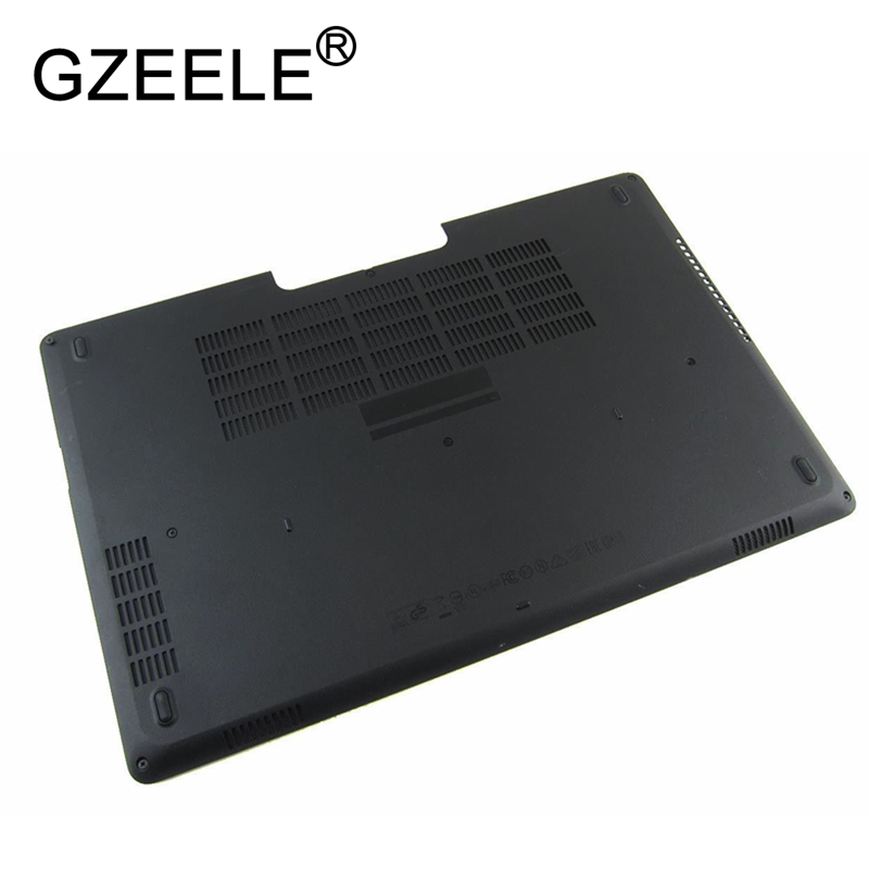 GZEELE New for Dell Latitude 5570 E5570 Bottom Access Panel Door Cover 7PVX3 07PVX3 replace laptop case image