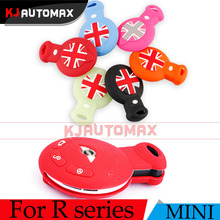 Kjautomax мягкий силиконовый Ключи чехол Брелок Сумка для Mini Cooper автомобиль Интимные аксессуары R55 R56 R59 R60 R61 6 Clubman countryman